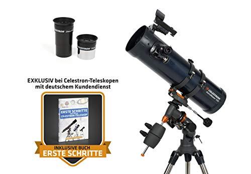 Celestron AstroMaster 130EQ - Telescopio newtoniano