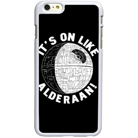 Star Wars It'S On Like Alderaan Pd5Cqb cover iphone 6 6S Plus 5.5 Inch Cell Phone Case White Y2hX1U Camo Phone Covers
