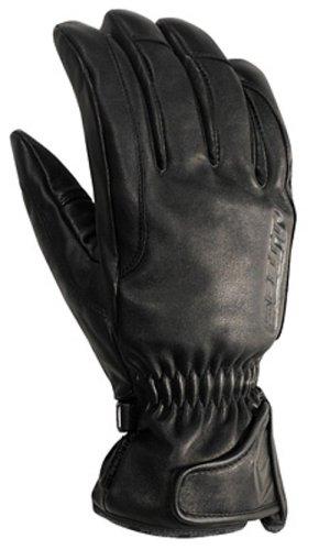 Scott Leichtes Leder Handschuh, Herren, schwarz