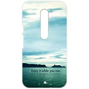 a AND b Designer Printed Mobile Back Cover / Back Case For Motorola Moto X Style (Moto_XS_3D_2515)