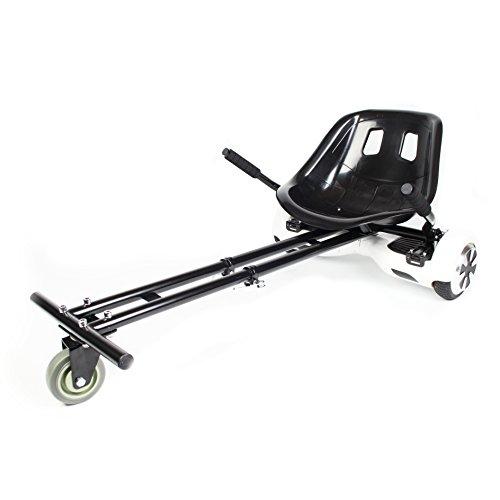 Anf/änger-elektrischer Hoverboard Halter Scooter Lenker F/ür 22cm Roller intelligentes Schwebeflug-Roller-St/ützleder Locisne Stretchable Aluminiumlegierungs-Ausgleich-Roller-Handgriff-Stab