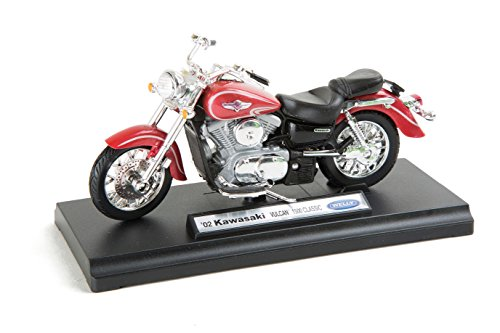 Small Foot by Legler - 8582 Modelo Moto Kawasaki '02 Vulcan 1500