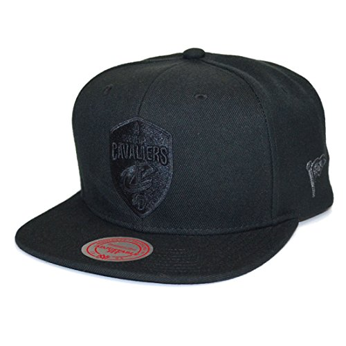 new style 5c8fb ce674 M N Mitchell   Ness - Gorra, Color Negro