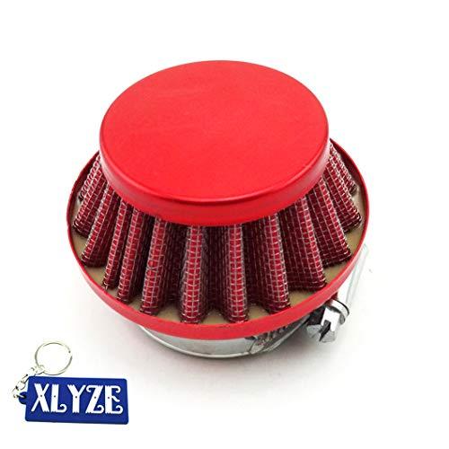 XLYZE 44 mm Performance Luftfilter Reiniger für 47cc 49 cc Cat Eye 2-Takt-Motor Pocket Mini ATV Dirtbikes (Atv-motor-reiniger)