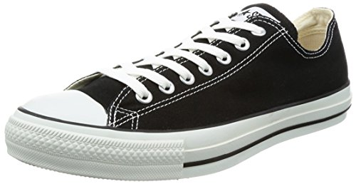 Converse Ctas Core Ox, Baskets mode mixte adulte Schwarz