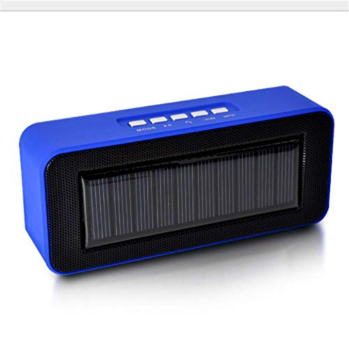 Orfila Solarlade-Audio Multifunktionsverbindung Tragbare Im Freien,Blue