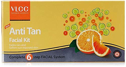 VLCC Anti Tan Single Facial Kit, 60g -