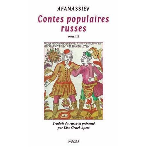Contes populaires russes : Tome 3