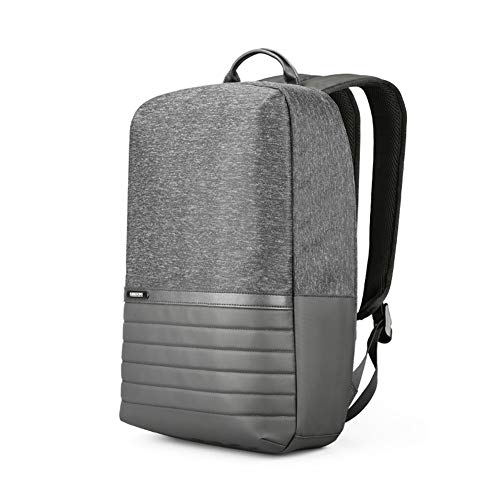 Kingsons Mochila Casual Hombres Impermeable Interfaz