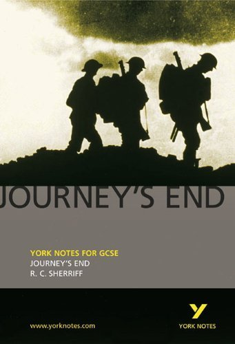 Journey's End: York Notes for GCSE by R.C. Sherriff (2006-09-14)