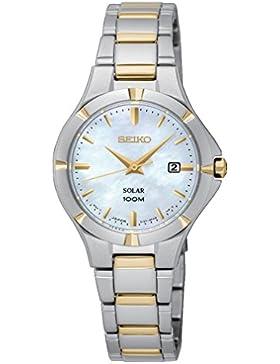 Seiko Damen-Armbanduhr SUT294P1