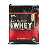 Optimum Nutrition 100% Whey Gold Double Rich Chocolate - 10lb