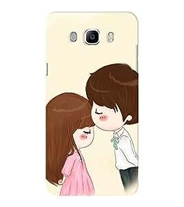 EPICCASE Forget Me Not Mobile Back Case Cover For Samsung J5 2016 (Designer Case)