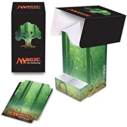 Ultra Pro Deck box bosque 80 cartas
