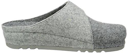 Rohde Damen Riesa-40 Clogs Grau (platin 87)