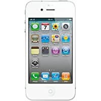 Apple iPhone 4 Smartphone (3,5 Zoll (8,9 cm) Touch-Display, 8 GB Speicher, iOS) weiß