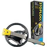 Stoplock 'Original' - Steering Wheel Lock For Cars - Secure Anti-Theft Device W/Keys