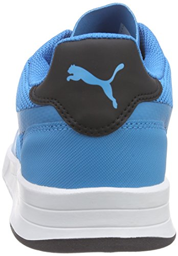 Puma Icra Evo Unisex-Erwachsene Low-Top Blau (atomic blue-black 01)