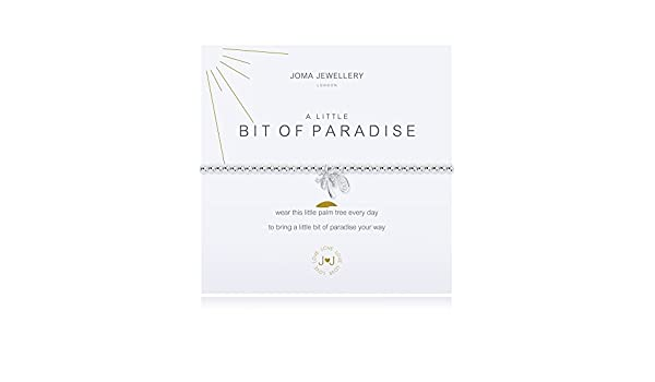 82d8288dff6ef Joma Jewellery a little Bit of Paradise Bracelet: Joma: Amazon.co.uk ...