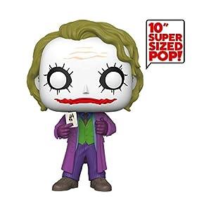 Funko- Pop Movies: DC-10 DC Joker Figura Coleccionable, Multicolor (47827)