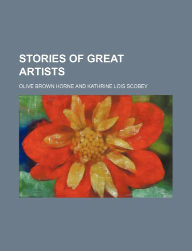 Stories of great artists