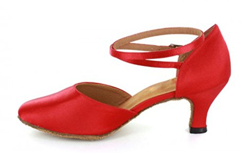 TDA , Salle de bal femme 6cm Red