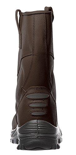 Coverguard - PIEMONTITE bottes de sécurité fourrées cuir de buffle S3 Orange