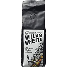 William Whistle Hazelnut Flavoured Coffee 227 g (Pack of 2)