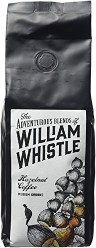 William Whistle Hazelnut Flavoured Coffee 227 g (Pack of 2) 41xUq9fuViL