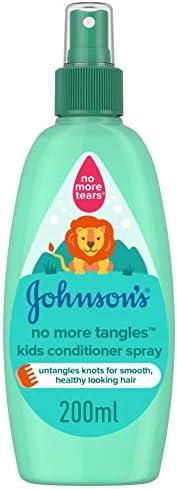 بلسم للشعر المتشابك للاطفال من جونسون- سبراي، 200 مل