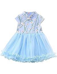 Amazon.it  gonne in tulle bambina - Blu   Prima infanzia  Abbigliamento 70597049a04