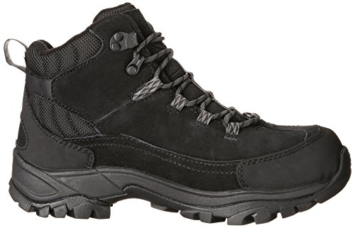 Merrell Norsehund Omega Mid Waterproof, Chaussures de randonnée homme Black