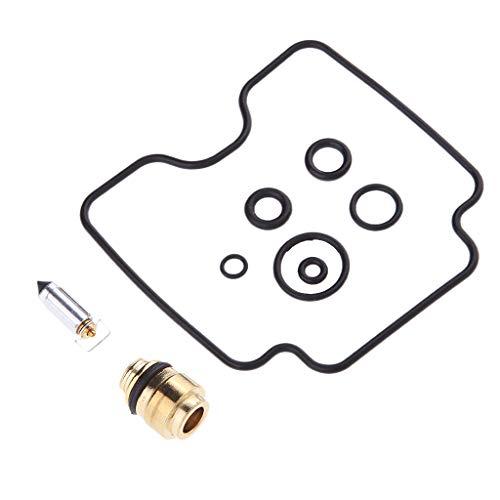 paratursatz erstellen Dichtungssatz Für Yamaha V Star 1100 99-06 Motorrad Zubehör Ersatzteile Kraftstoff Vergaser Versorgung ()