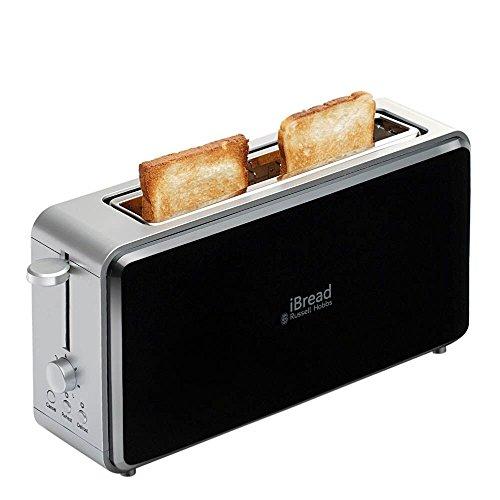Russell Hobbs Rpt2014i 900-watt Pop Up Toaster (black/silver)