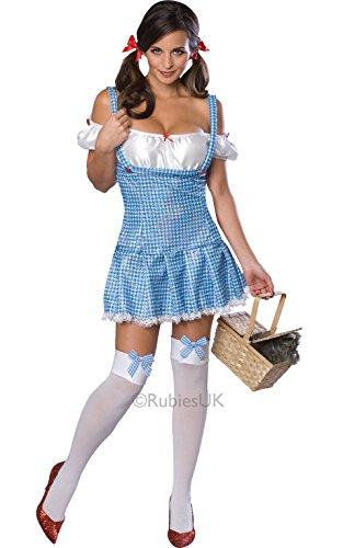 Dorothy - Wizard of Oz - Secret Wishes - Adult Fancy Dress Costume