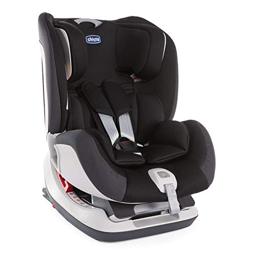 Chicco Seat-Up 012 Kinderautositz, jet black