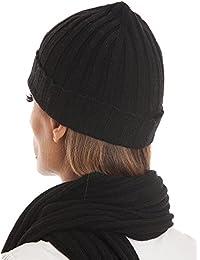 Dalle Piane Cashmere - Sciarpa e cappello in misto cashmere - Uomo/Donna