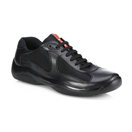 Sneakers Prada Herren - (4E2043NERO) 43.5 EU