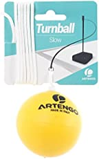 ARTENGO TB SLOW BALL X 1 - YELLOW