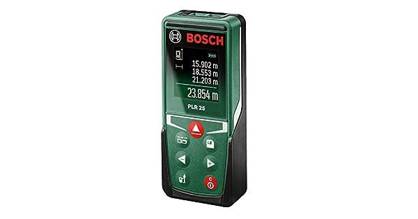 Tacklife Entfernungsmesser Einstellen : Bosch laser entfernungsmesser plr schutztasche m