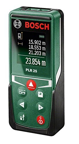 Bosch PLR 25 - Telémetro láser