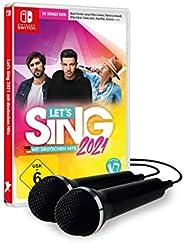 Let's Sing 2021 mit deutschen Hits [+ 2 Mics] (Nintendo Swi