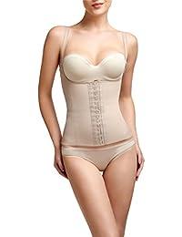 d9c47ac271 Squeem Women s Seductive Open Bust Vest  Seductive  Open Bust Vest