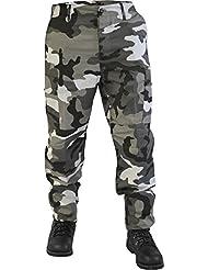 Lange Jagdhose Jägerhose aus robustem Baumwollmischgewebe in verschiedenen Farben