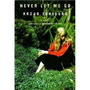 Book cover for Never Let Me Go