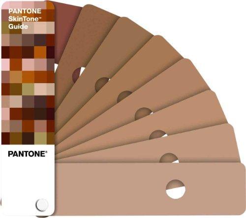 Pantone STG-201 Skin Tone Guide by Pantone