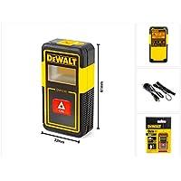 DeWalt DW030PL-XJ MEDIDOR Laser, Amarillo/Negro, 5X3