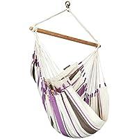 LA SIESTA - CARIBENA Hamac chaise violet