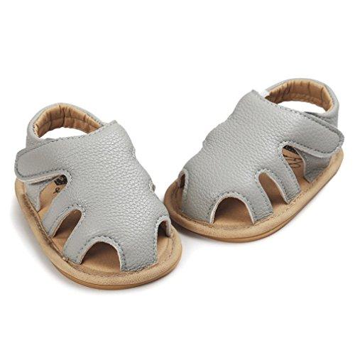 Babyschuhe Longra Baby Jungen Sandalen Casual Sommer Schuhe Sneaker Anti-Rutsch Soft Sole Kleinkind krabbelschuhe
