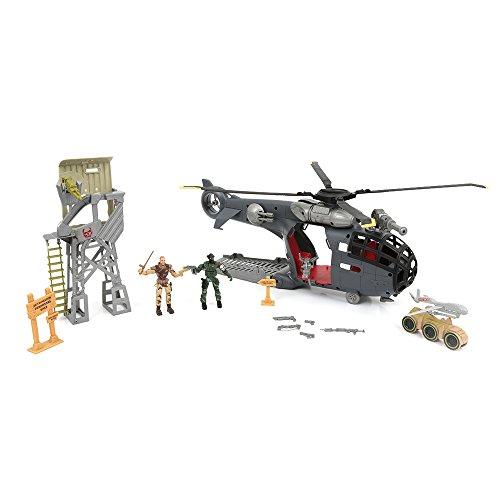 Mamatoy MMA39000 – Mamatoy Skyfenix – ¡Set de juego con helicóptero eléctrico...